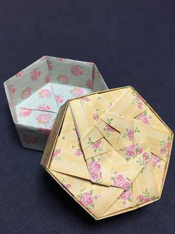 折り紙教室の作品の画像