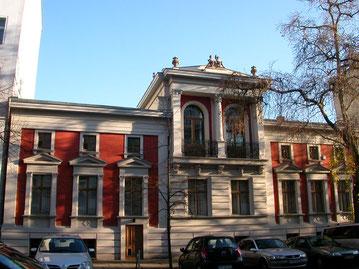 Villa Schott, Wriezener Str. 10-11 © Diana Schaal