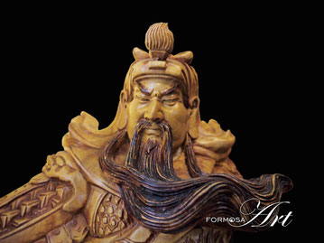Guan Yu from FORMOSA Art