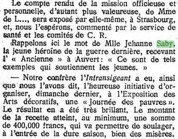 Le GAULOIS 1925/11/16 (Numéro 17574)
