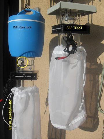 IMT e PaP Texxt. Le 2 originali utilizzate su tutto il territorio e all'estero.