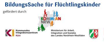 Ministerium für Arbeit, Integration und Soziales des Landes Nordrhein-Westafalen, Komm-an, NRW