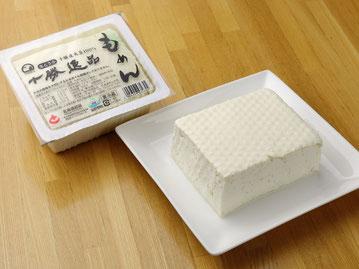 写真:十勝逸品もめん豆腐