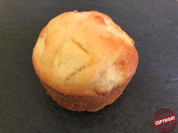 muffin aux pommes sans gluten sans lactose