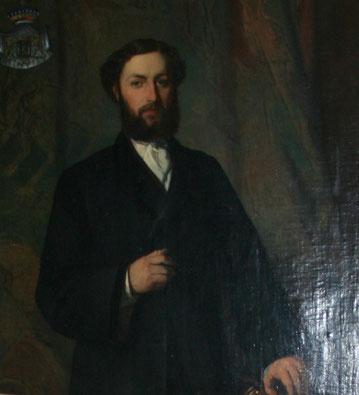 Le comte Auguste de Bruneteau de Sainte Suzanne