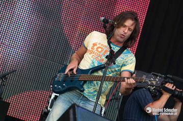 Uwe Bauer Bass Vocals