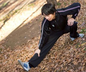 奈良県御所市の腰痛・肩こりの男性