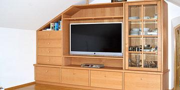 Schreinerei Nußdorf Möbel und Innenausbau