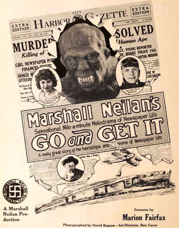 Le système du Docteur Ox (Go and Get It), 1920,  Marshall Neilan, Henry Roberts Symonds,