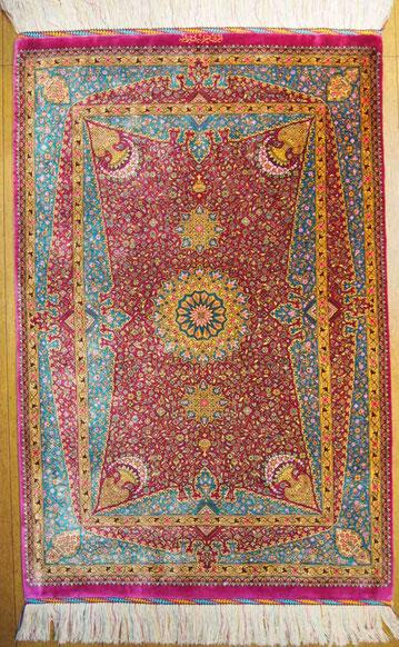 AMIRIZADEH工房 ポシティサイズ 約90x60