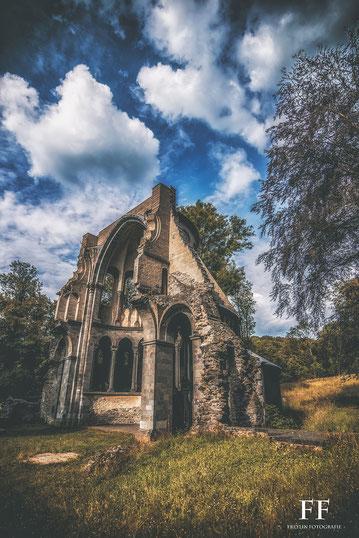 Klosterruine Heisterbach, Foto: Freylin Fotografie