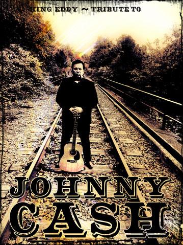 Johnny Cash Tribute Show Deutschland buchen