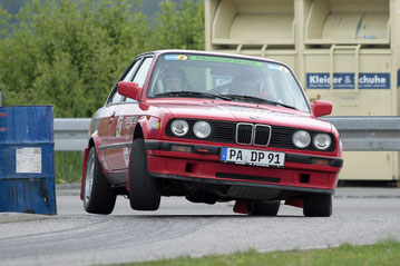 BMW 318is E30 Gr. G, 2010-2011