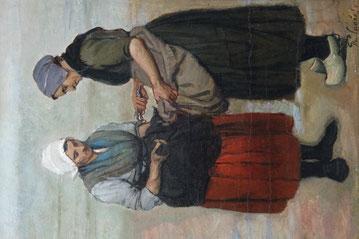 simon willem maris (1873-1935)_schilderij van simon willem maris (1873-1935)_haagse school schilderij