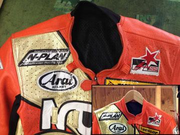 レーシングスーツ、カスタム、特注、修理、加工