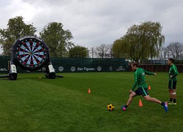 Werder Bremen Fußballdart