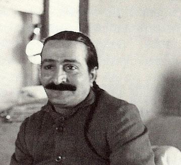 1936 : Meher Baba