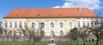 Schloss Dachau. Foto gemeinfrei
