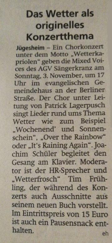 aus der Offenbach-Post vom 22.10.2019