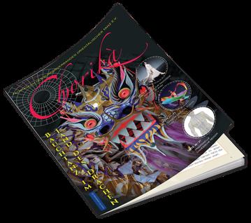 Fachzeitschrift des Bundesverbandes Orientalischer Tanz e.V. Ausgabe 02/17