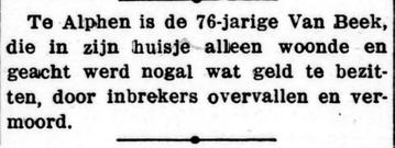 De Volksvriend 31-01-1918