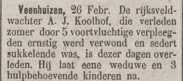 De Tijd : godsdienstig-staatkundig dagblad 01-03-1881