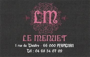 Réduction lingerie Le Menuet Perpignan Loisirs 66