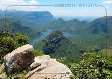 Rondreis Zuid-Afrika Safari Bobotie Reizen Blyde River Canyon