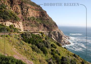Rondreis Zuid-Afrika Safari Bobotie Reizen Chapman's Peak Drive