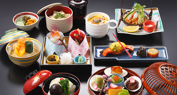 Japanese Cuisine Sample in Japan Travel-Walks