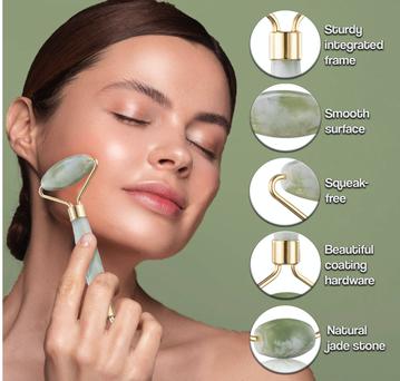 Natural Jade Face Massager