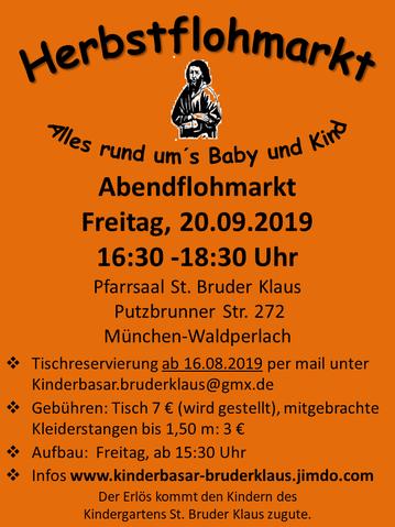 baby flohmarkt münchen