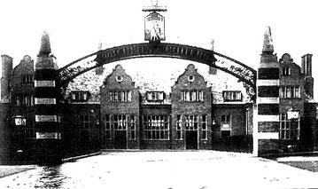 The Kingstanding pub, now demolished