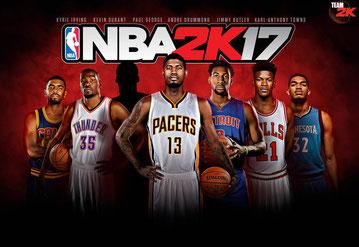 NBA 2K17 est disponible ici.