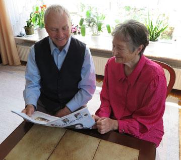 Robert und Ida Fischer