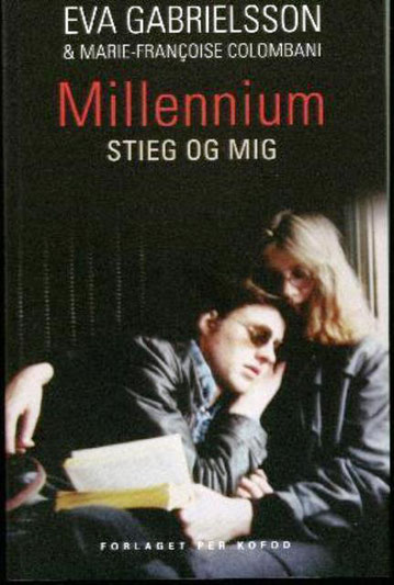 Eva Gabrielsson og Stieg Larsson