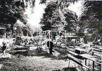 La vieille Auberge fin des année 1950