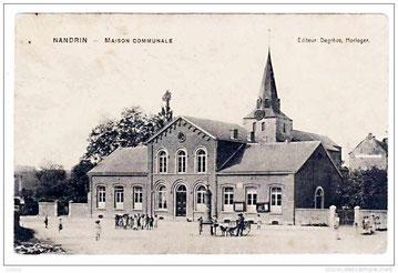 Ancienne école de filles 1908