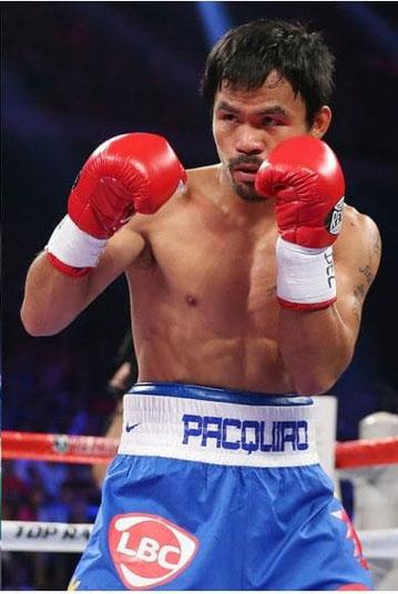 ボクシングはサウスポーが有利