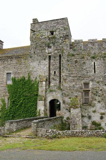 Château-fort de Pirou.