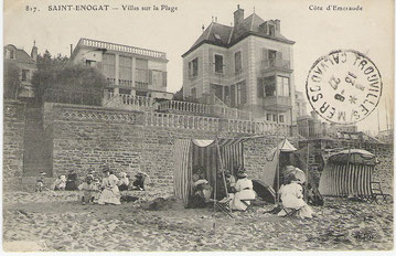 Plage de St-Enogat