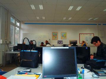 Kontor, Produktionsschule Barmbek, Charitymarket.de