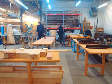 Holzwerkstatt, Produktionsschule Barmbek, Charitymarket.de