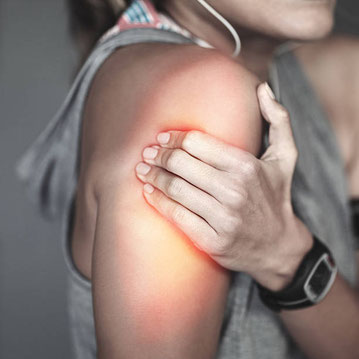 Frozen Shoulder, Impingementsyndrom, Brusitis subacromiale, SLAP, Labrumriss, Schulterinstabiliäten