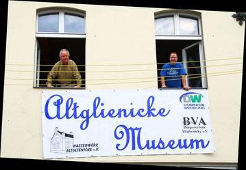 Bild vom Jahr 2011 wo das Museum offen war