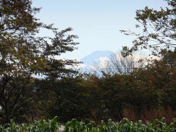 長野県からでもこんなに良く見えます