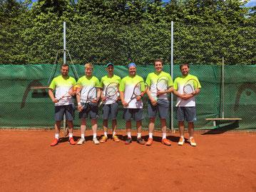 1er Mannschaft in der Landesliga