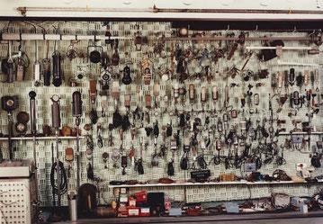 la collezione di Jim Webb