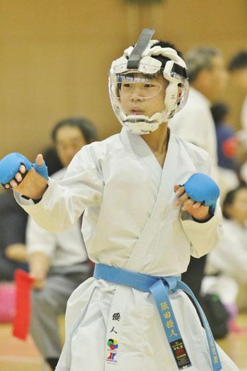 阪田優人 選手