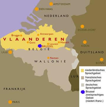 Quelle: Ministerie van de Vlaamse Gemeenschap (via Uni Münster)